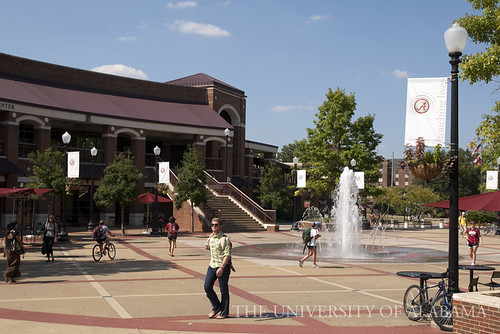 Ferguson Center Plaza
