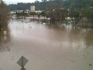 San Diego Flood | by Roebot