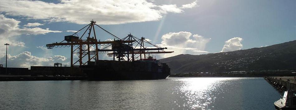 Port-Reunion (Pointe des Galets)