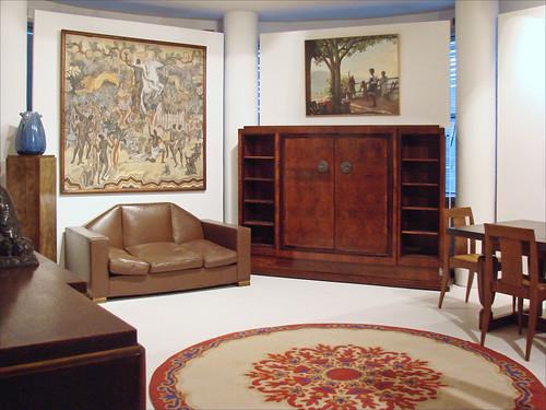 La maison de Joseph Bernard (musée des années 30, Boulogne-Billancourt) | by dalbera