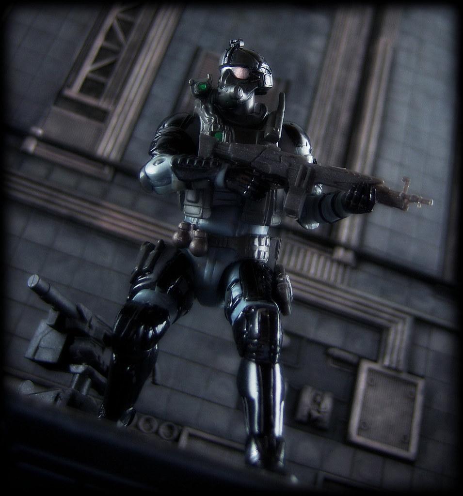 Unimax Crysis 2 - CELL Assault Unit [CryNet Enforcement