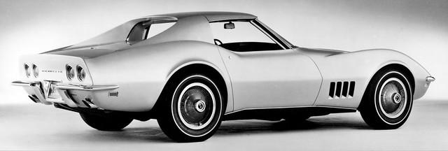 1968 Chevrolet Corvette Coupe