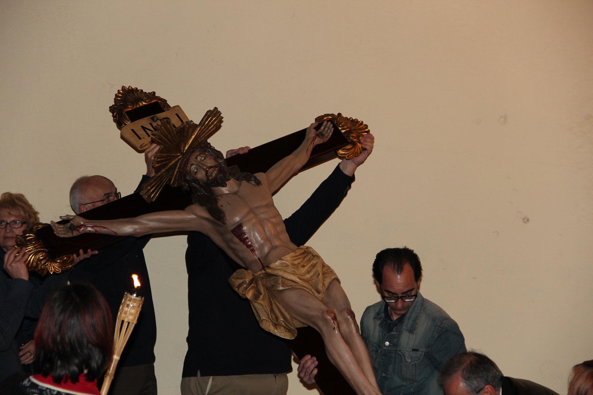 (2015-03-27) - VI Vía Crucis nocturno - Antonio José Verdú Navarro (85)