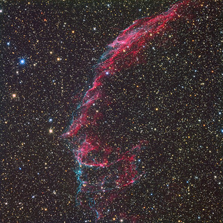 ngc6992 by Peter Shah