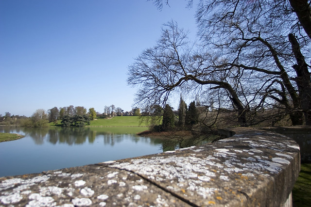 Queen Pool, Blenheim Palace Grounds