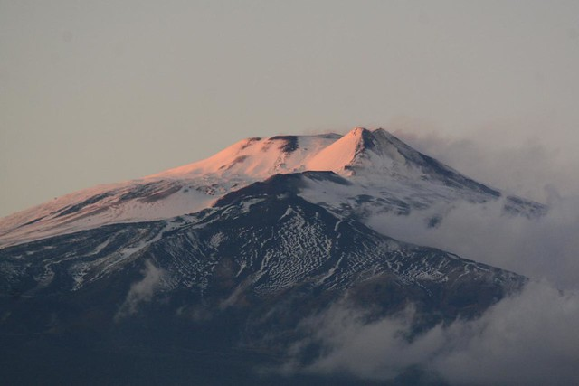 Etna al tramonto 2