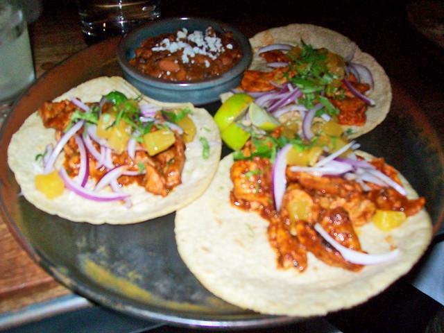 Barrio Pork Tacos