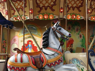 Merry-go-round in Cologne | by Martijn Loth