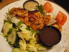 土, 2010-12-04 19:08 - Drago's Seafood Restaurant Grilled Shrimp Salad