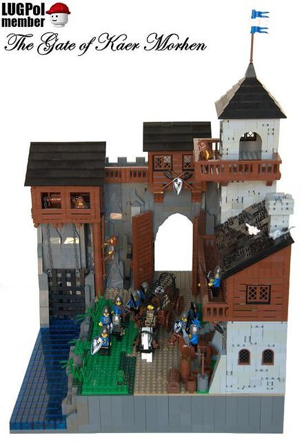 The Gate of Kaer Morhen