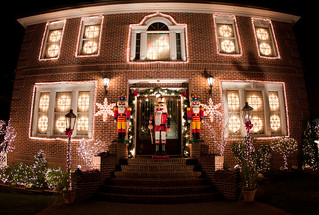 Dyker Heights 2010 | by idovermani