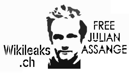Free Julian Assange | by OperationPaperStorm