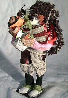 mother and child doll   by stephenbrunelli