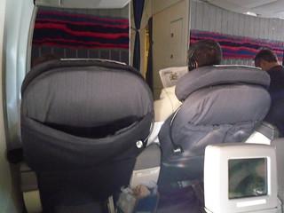 Biz Class Seat Pocket Broken | by brettsnyder
