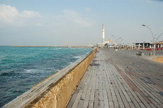 Tel Aviv Port view of Reading power station | by david55king