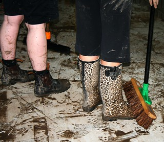 These Boots are made for cleaning