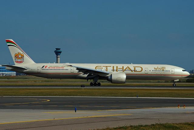 A6-ETE (Etihad Airways)
