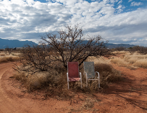 arizona usa landscape chair az landschaft stuhl sierravista cochisecounty