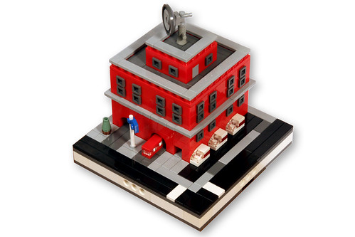 micropolis fire station