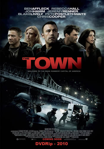Poster The Town (2010)