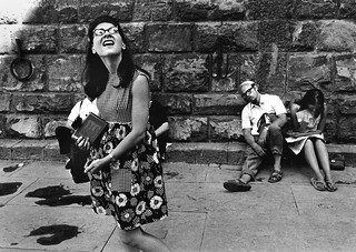Florence, Italy, 1968