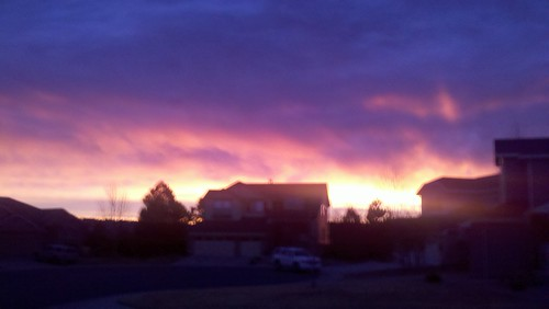 sunrise colorado