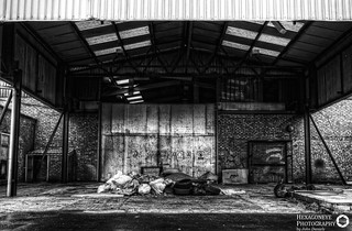 5/365 Abandoned Portsmouth | by Hexagoneye Photography