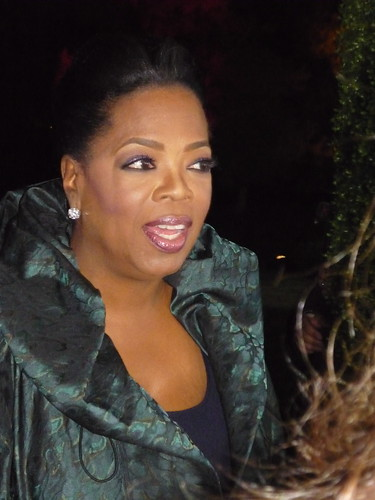 Oprah Winfrey at 2011 TCA | by greginhollywood