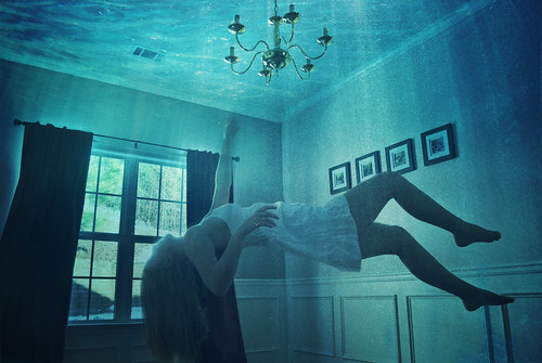 Saltwater Room | by Ashtyn Renee