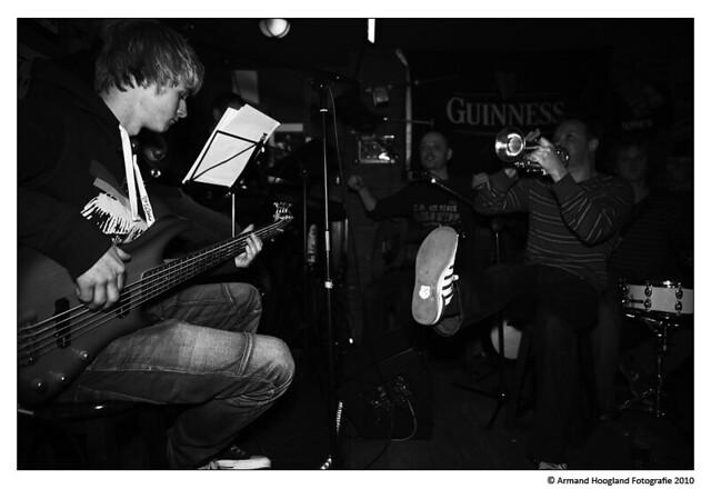 Singer-Songwriter festival @ Enkhuizen Irish pub The Dubliner