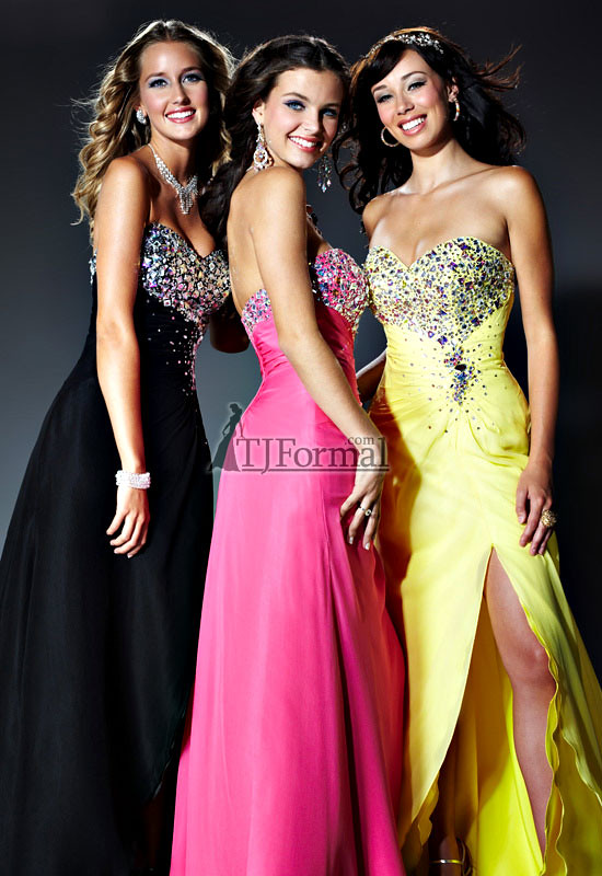 Tiffany Designs Prom Dresses 2011