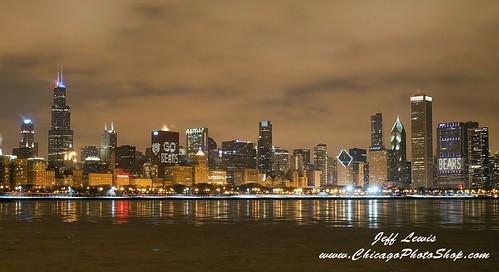 Chicago Bears Skyline