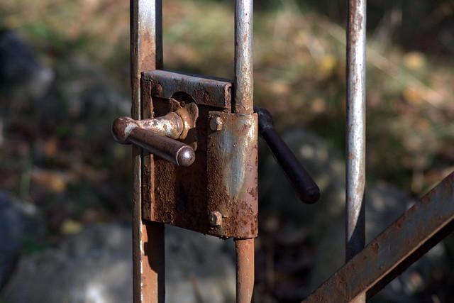 Bad lock