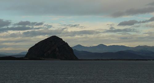 Morro Rock.