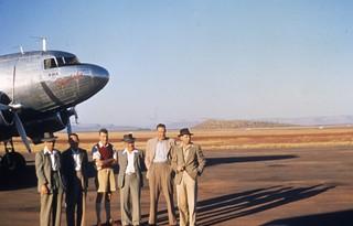 1953 Wyndham Airport