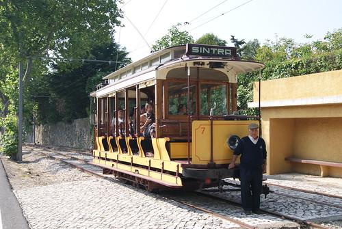Trams de Sintra (Portugal) | by Trams aux fils (Alain GAVILLET)