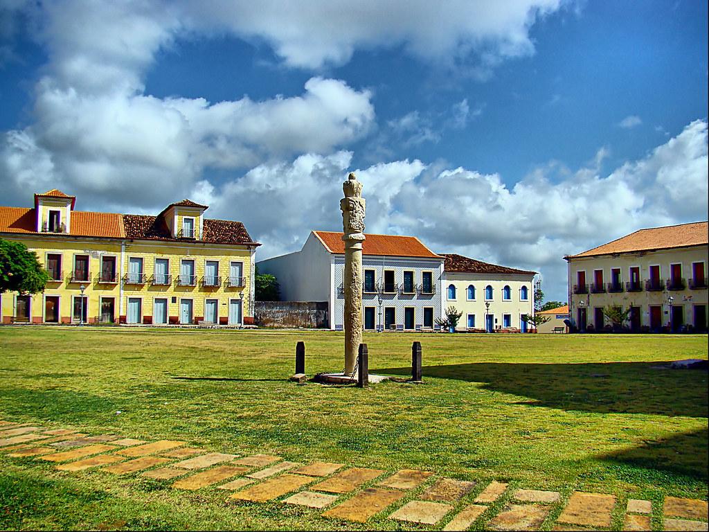 Pelourinho | Alcantara - Maranhão. Pelourinho ou picota são … | Flickr