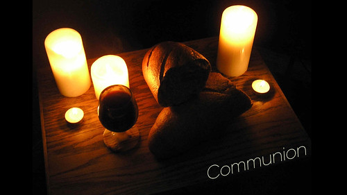 Communion | by Evan Courtney