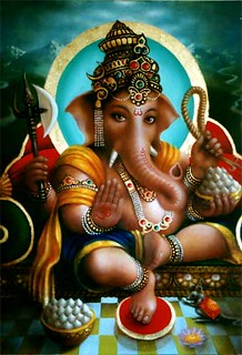 Lord ganesha | by uaxandri