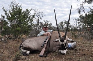 Gemsbok Bull | by Hunting Texas Trophies | VBHARRE Ranch