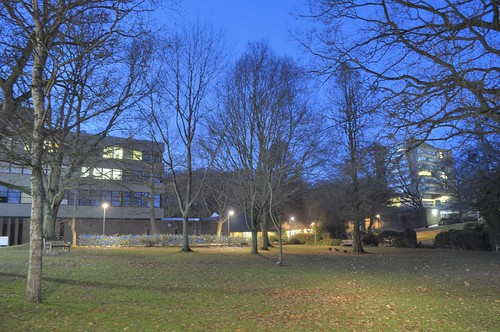 Highfield Campus [HDR]