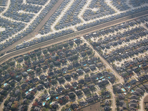 Houston suburbs | by Nelson Minar