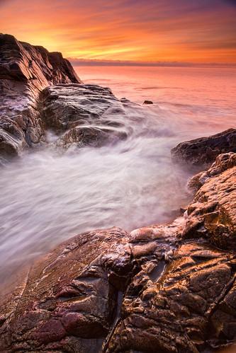 seascape sunrise massachusetts gloucester rockport canonef1740mmf4l leefilters 5dmarkii