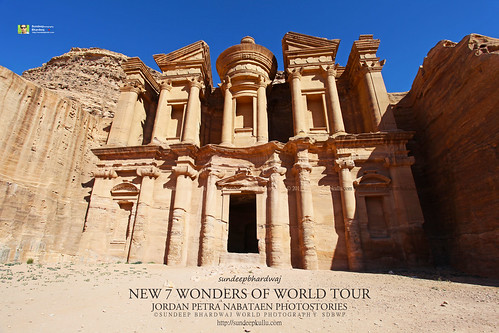 PETRA-JORDAN-NEW-7-WONDERS-OF-WORLD-TOUR-MONASTRY-NABATAEN-PHOTOSTORIES-2219 AWFJ | by SDB Fine Art Travel of 2 Decades to 555+ Places Ph
