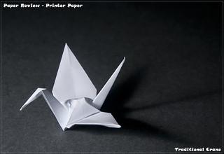 Printer/Copy Paper Review - Crane | by garibi ilan