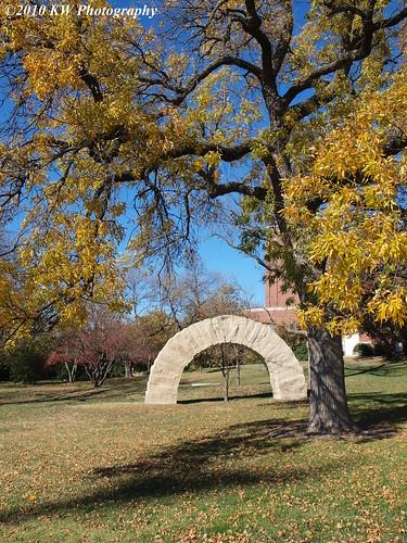 Fall and Wichita Arch