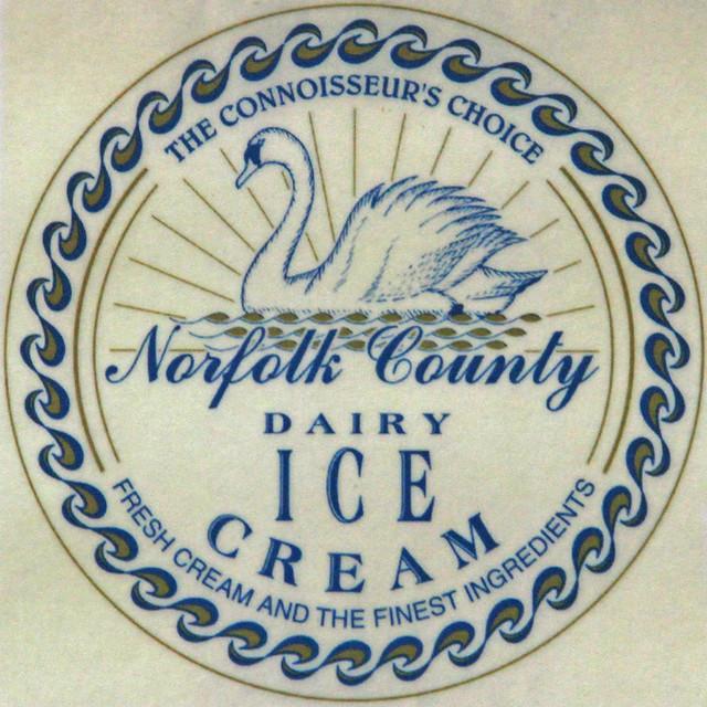 Norfolk County DAIRY ICE CREAM
