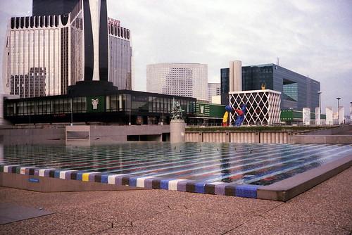 La Défense l'an 1985 - Paris | by normandie2005_horst Moi_et_le_monde