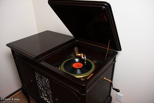 POTW: Granby Phonograph Player | by vrillusions