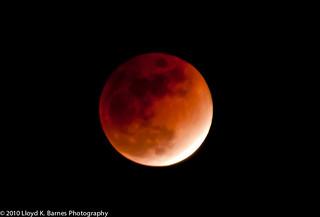 Lunar Eclipse - Feb 20, 2008